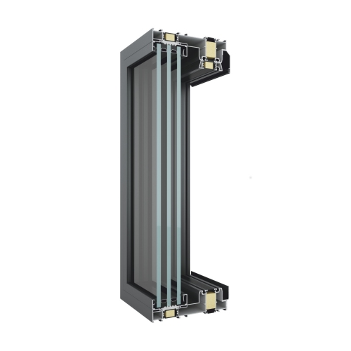Terrace doors based on DP 180